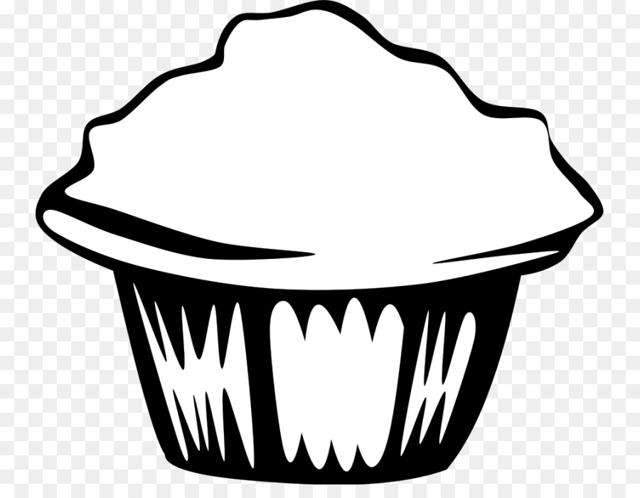 Cupcake Cartoon clipart.
