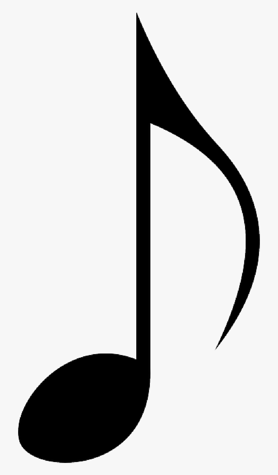 Music Notes Black And White Clipart Music Note.