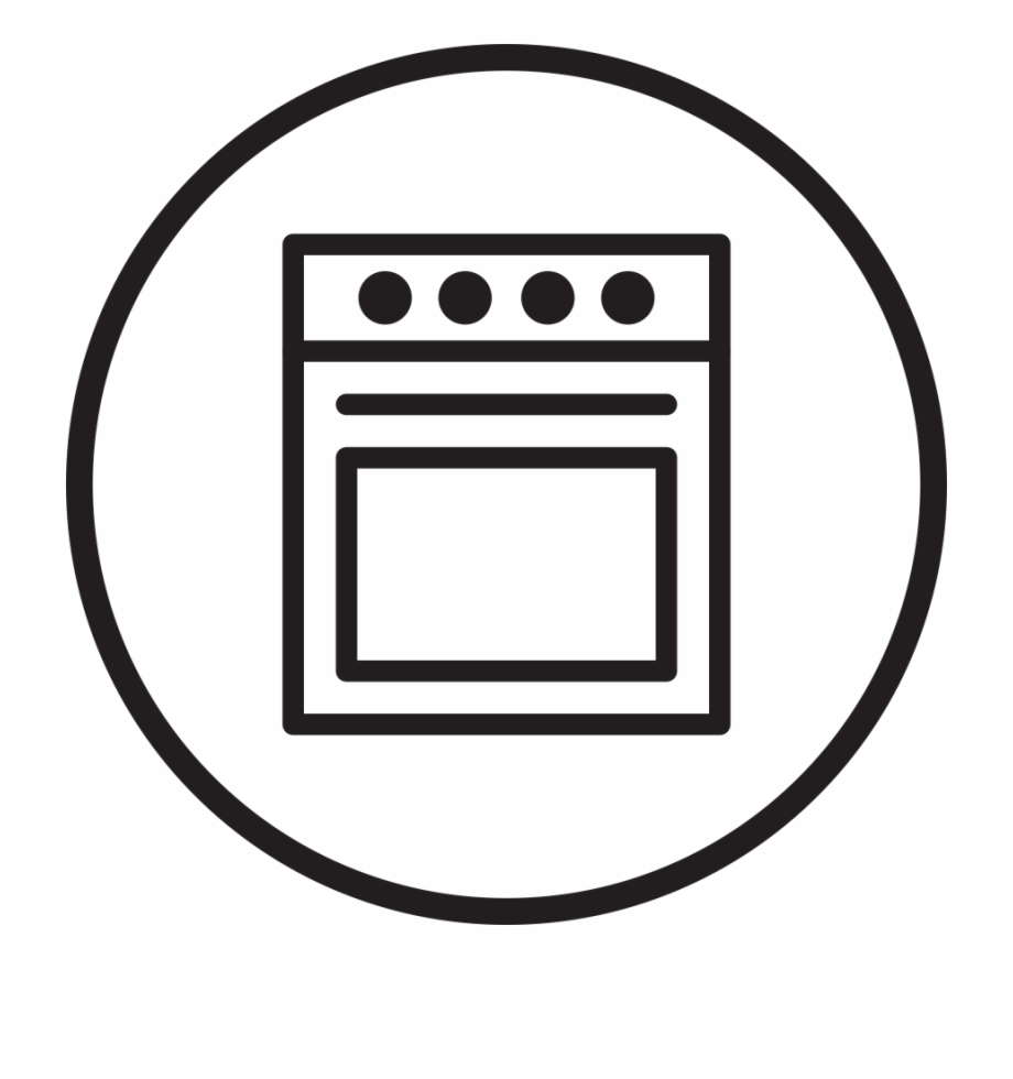 Free Oven Clipart Black And White, Download Free Clip Art.