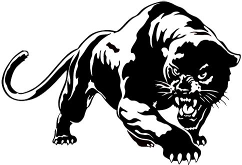 Panther clipart black and white, Picture #3047067 panther.
