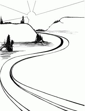 Path Clipart.
