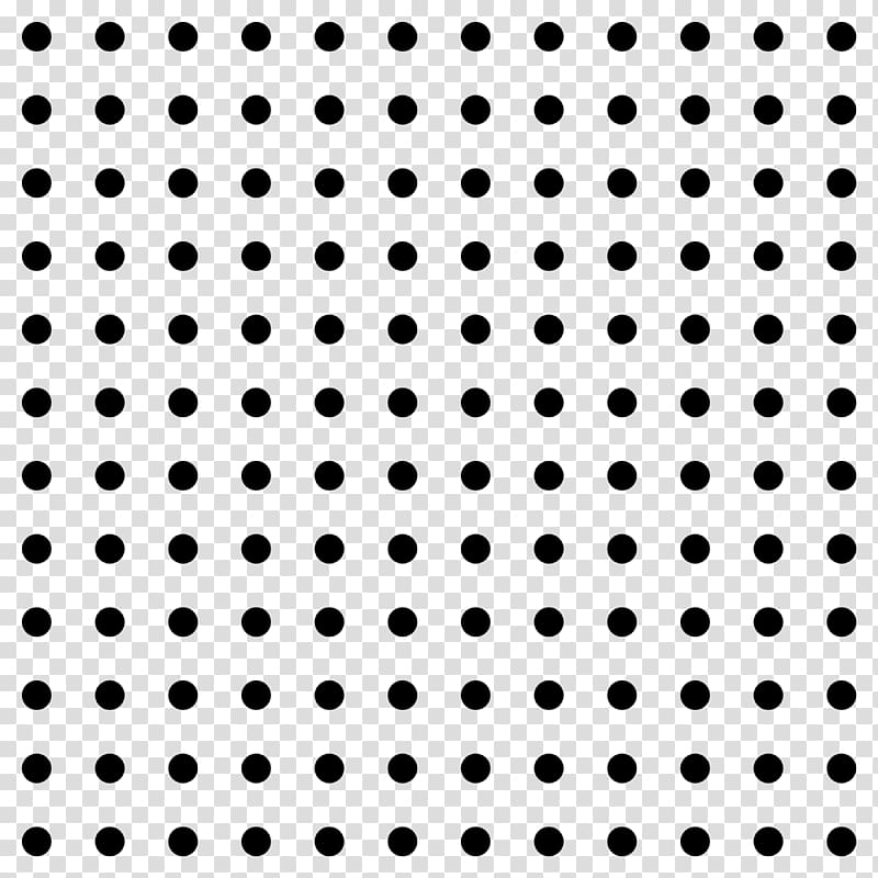 Black and white Monochrome , dots transparent background PNG.