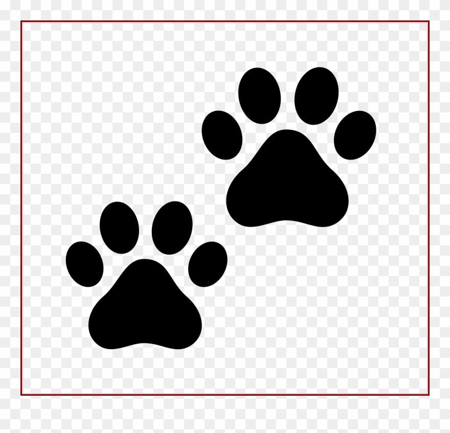 Best Cat Paw Drawing On Clipartmag Of.