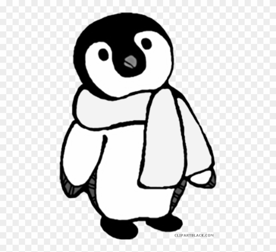 Png Transparent Stock Black And White Penguin Clipart.