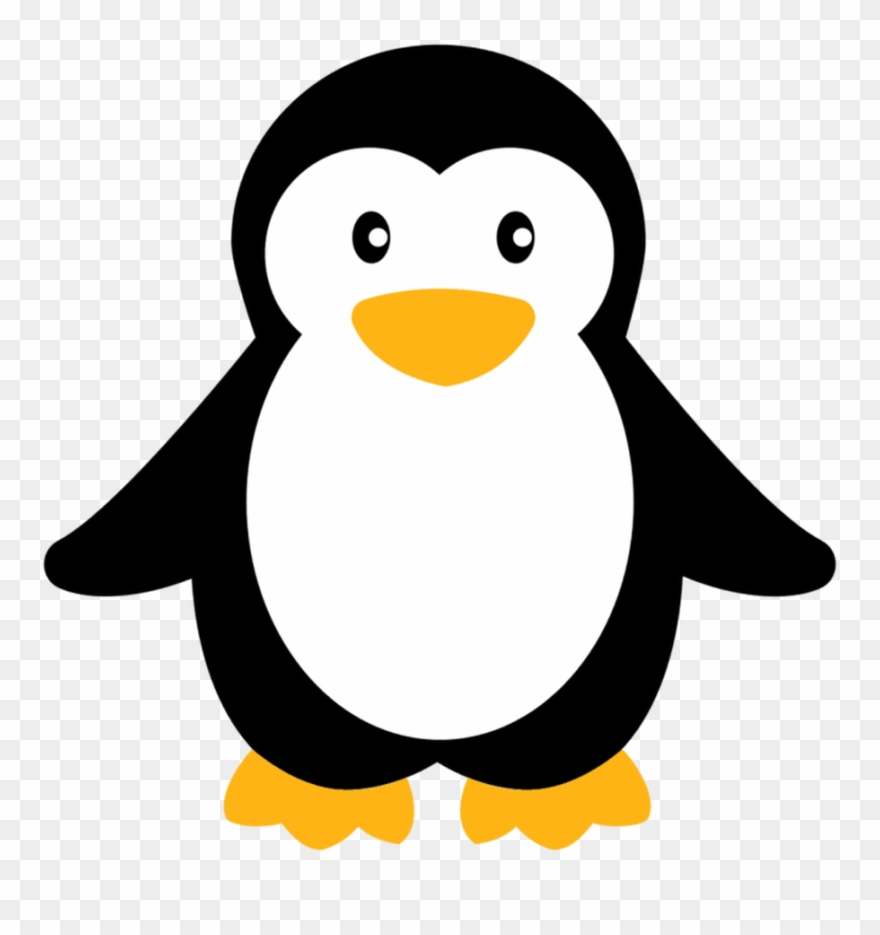 Clip Royalty Free Download Penguin Baby Simple Small.