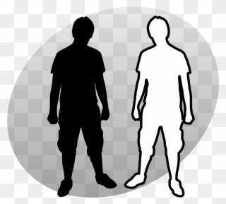 People Png Black And White Clipart Black And White.