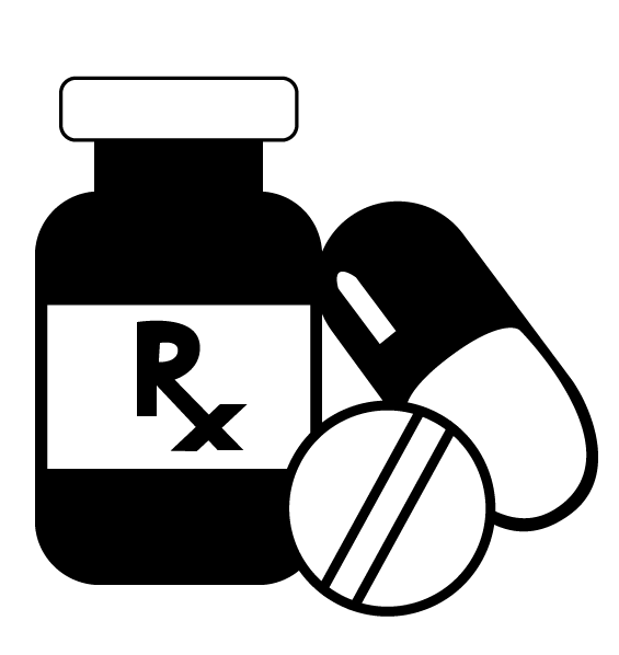Pill clipart black and white, Pill black and white.