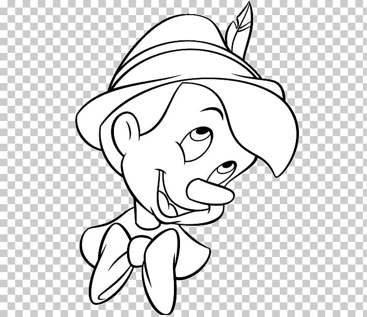 Pinocchio Geppetto Coloring book Jiminy Cricket Adult.