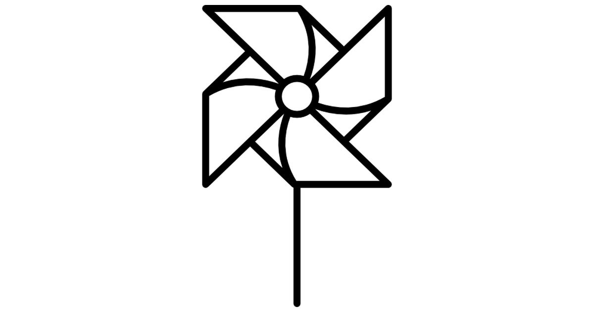 pinwheel.