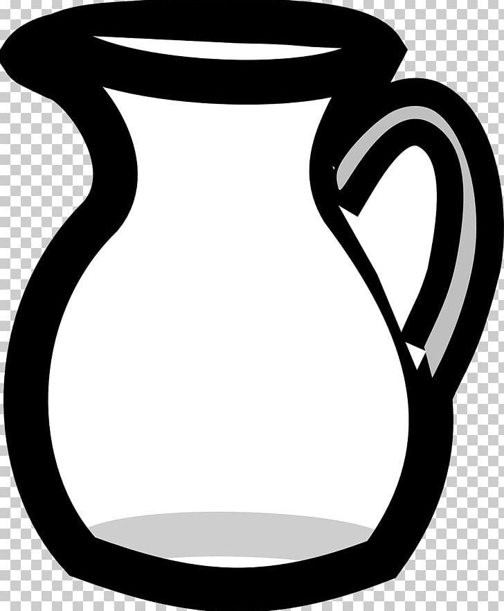 Pitcher Jug Carafe Glass PNG, Clipart, Artwork, Black And.