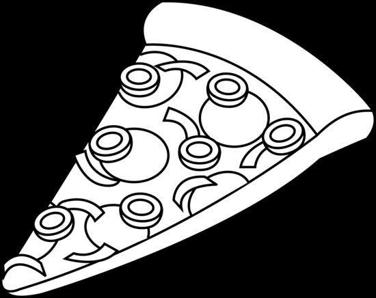 Free Pizza Black Cliparts, Download Free Clip Art, Free Clip Art on.