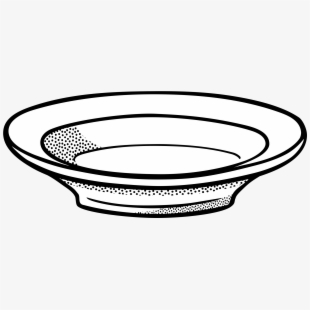 PNG White Plate Cliparts & Cartoons Free Download.