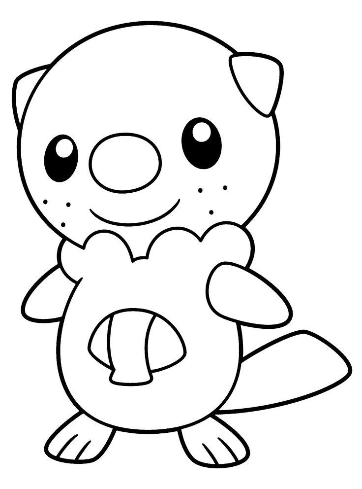 Free Pokemon Clip Art Black And White, Download Free Clip.