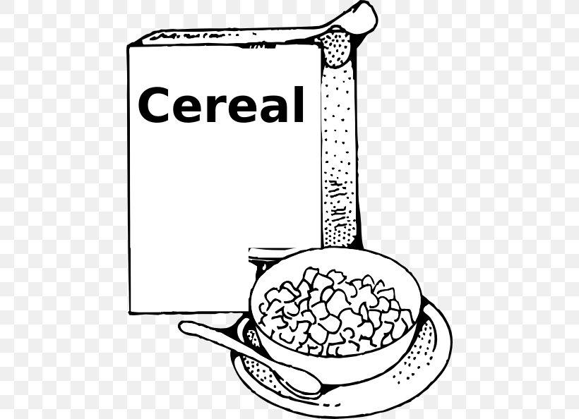 Breakfast Cereal Milk Porridge Clip Art, PNG, 462x594px.