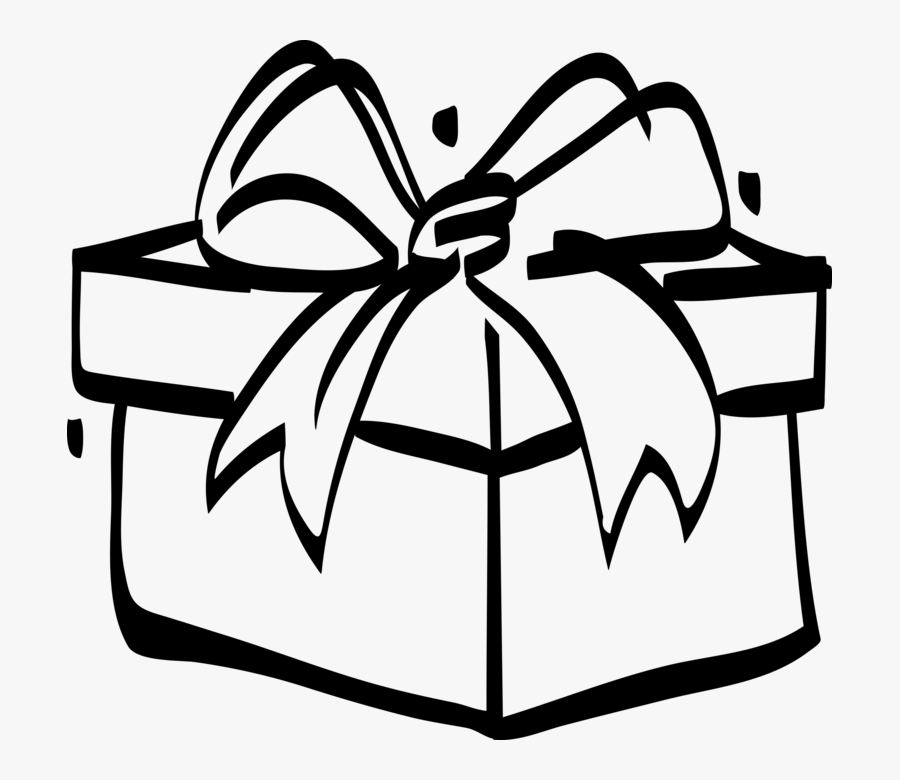 Drawing Presents Christmas Gift Transparent Png Clipart.