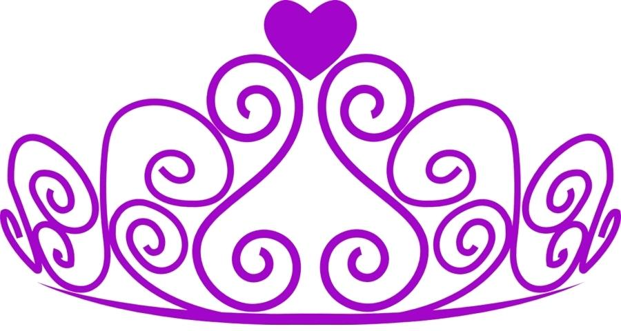 Crown Clipart Black And White Princess Tiara Clip Art Best.