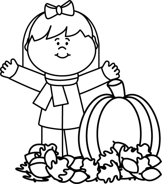 Pumpkin Patch Clipart Black And White.