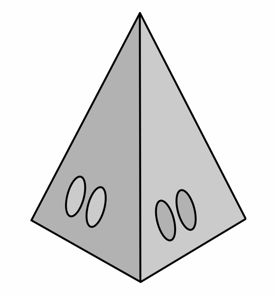 Pyramid Clip Art.