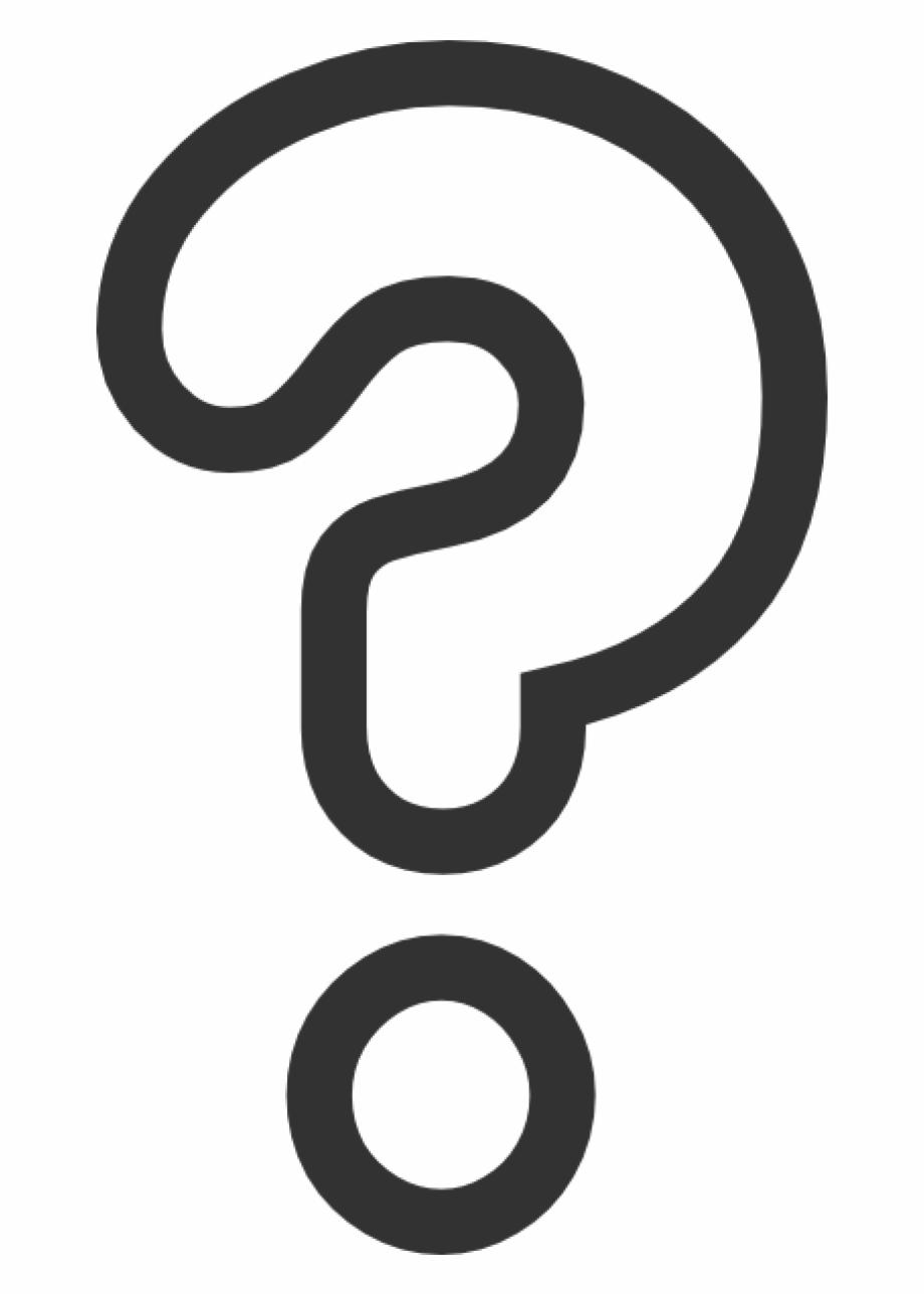 Question Clip Art.
