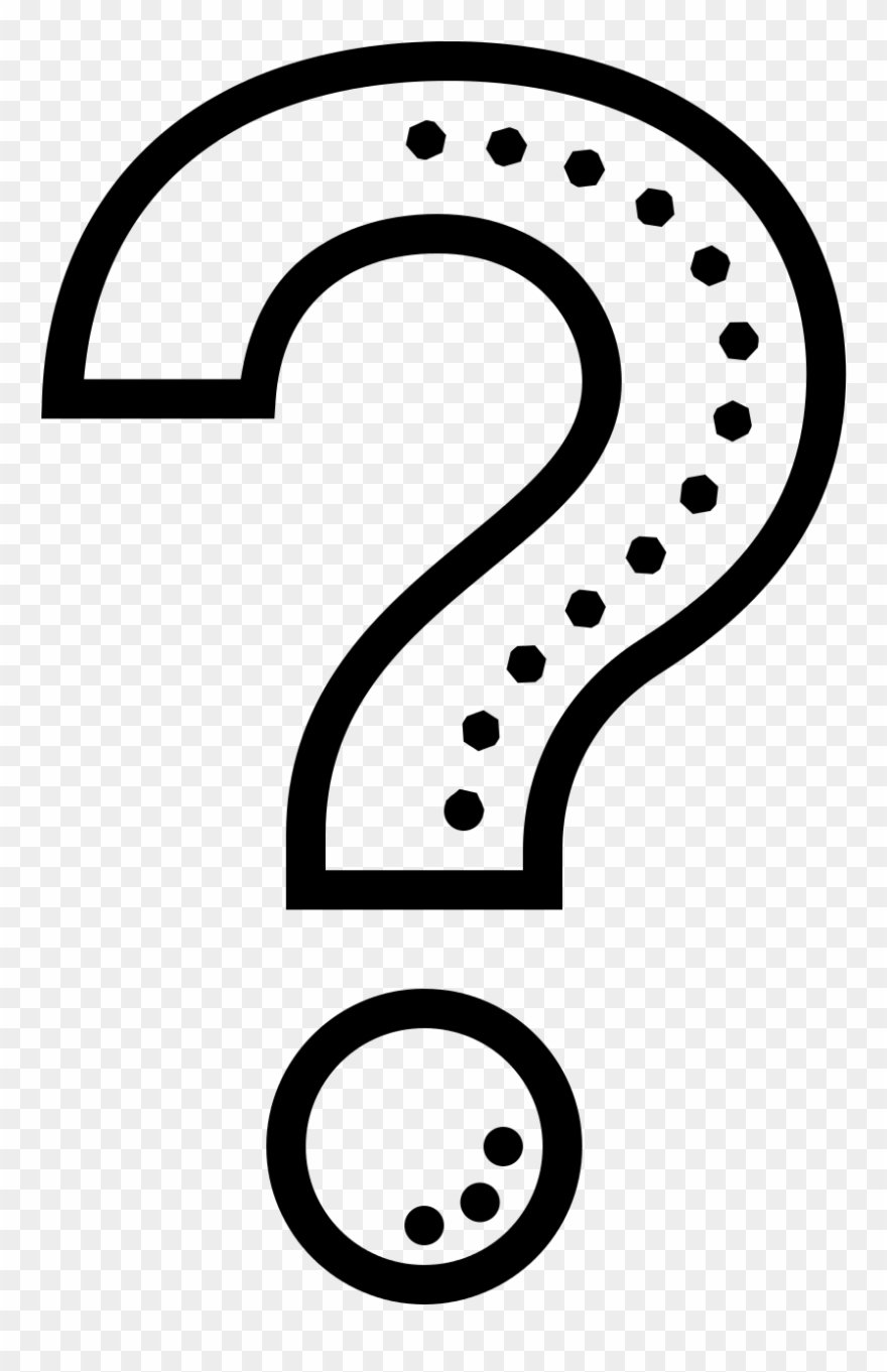 Cute Question Mark Png Download.