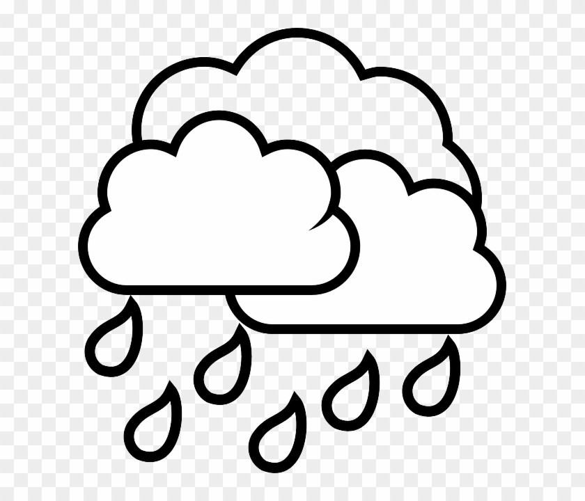 Raindrops clipart black and white 4 » Clipart Portal.