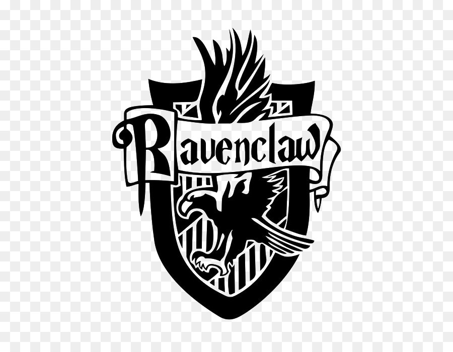 Wall decal Sticker Ravenclaw House Harry Potter.