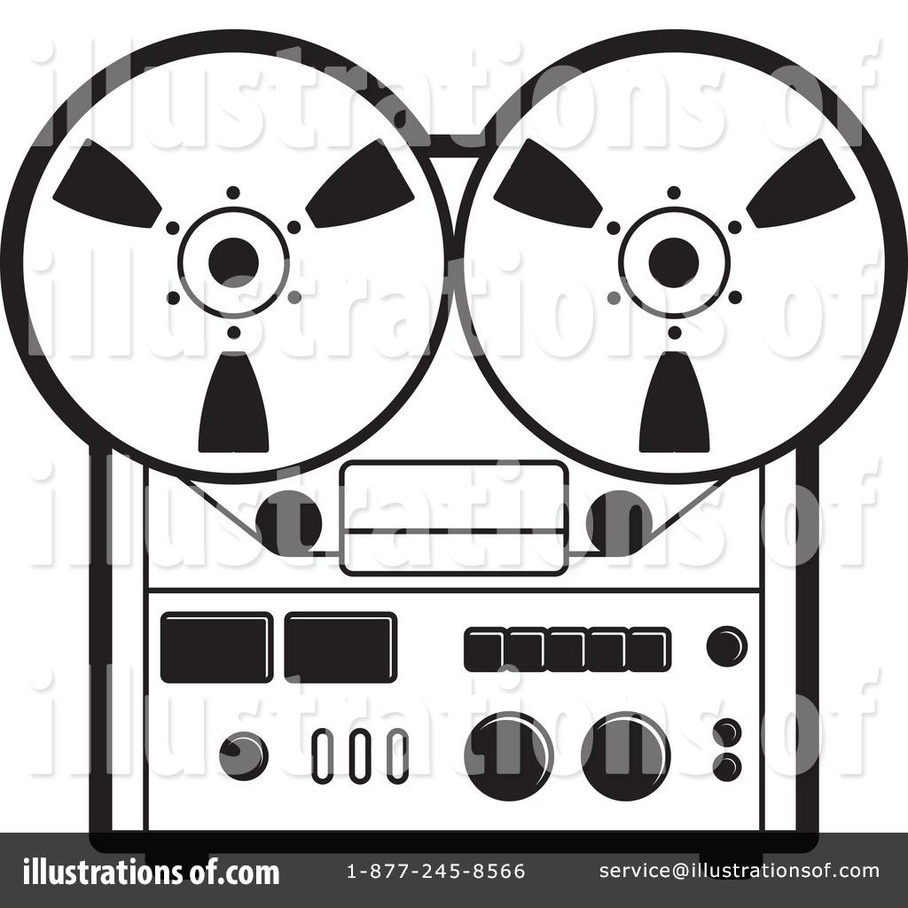 Recording Clipart #1244324.
