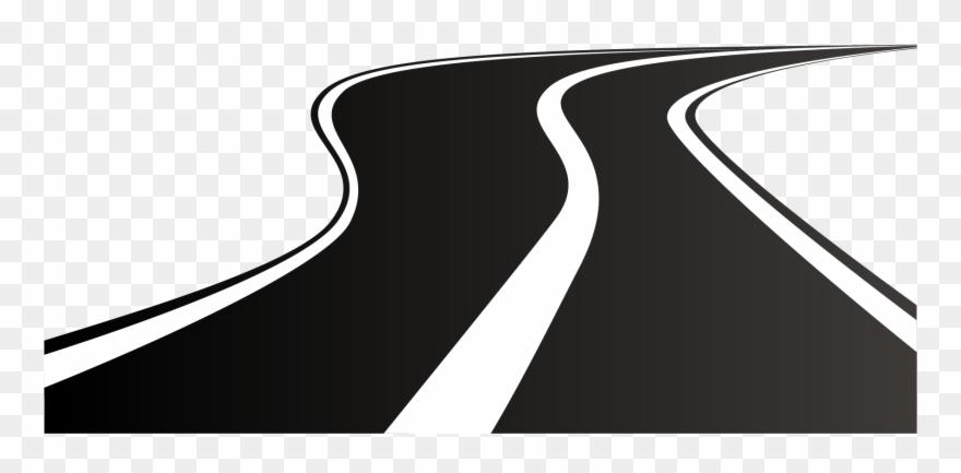 Road Highway Clip Art.