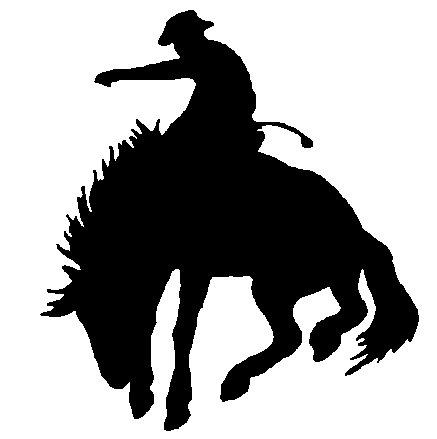 Free Rodeo Clipart Black And White, Download Free Clip Art.