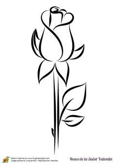 23 Best Rose bud tattoo images.