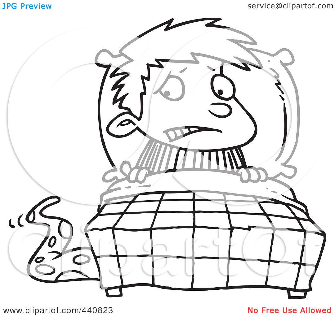 Scared Face Line Drawing : Black and white scared boy clipart clipground