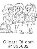 School Uniform Clipart #1.