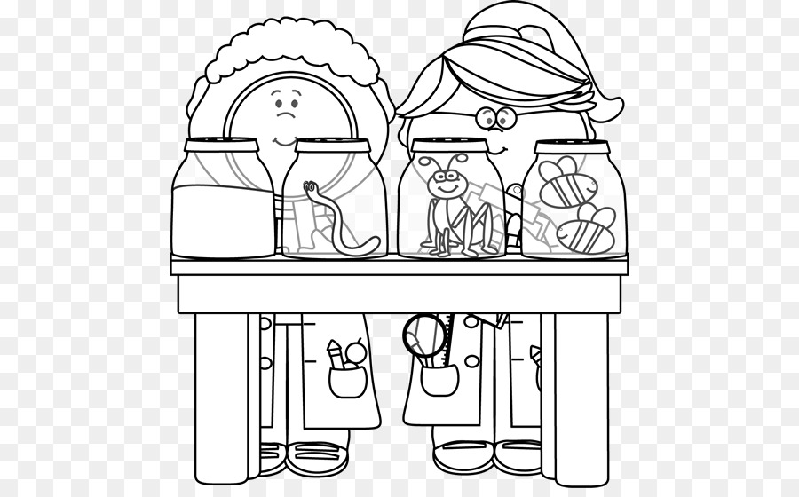 Science Black And White Scientist Clip Art Cliparts Good Clipart.
