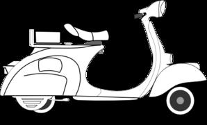 Scooter Clip Art at Clker.com.