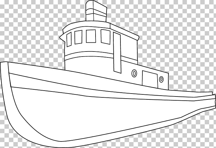 Boat Sailing ship Drawing , Ship s Black PNG clipart.