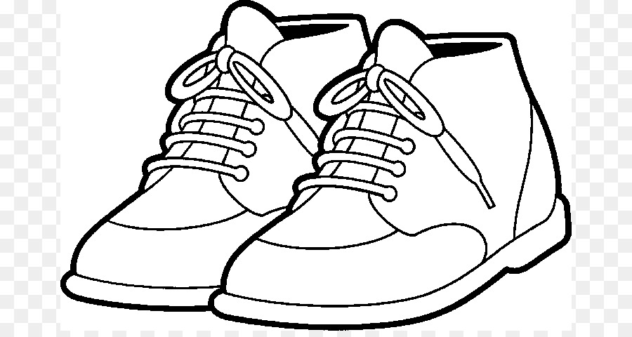 Shoes Clipart Black And White Png.