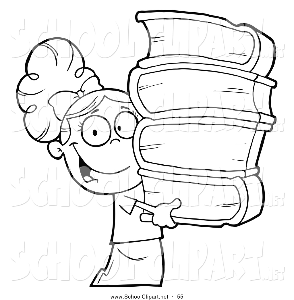 Smart clipart black and white 6 » Clipart Station.