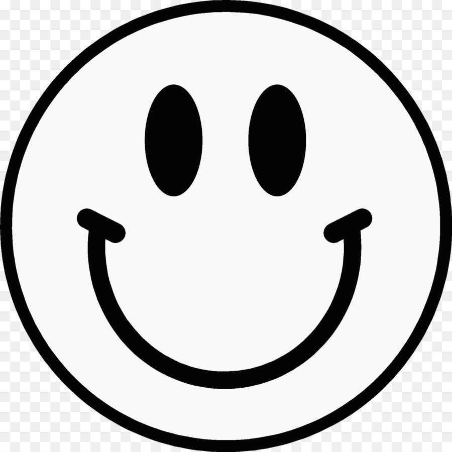 Smile Clipart Black And White Png.