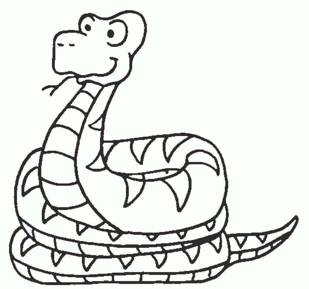 Snake clipart black and white Awesome Snake black and white snake.