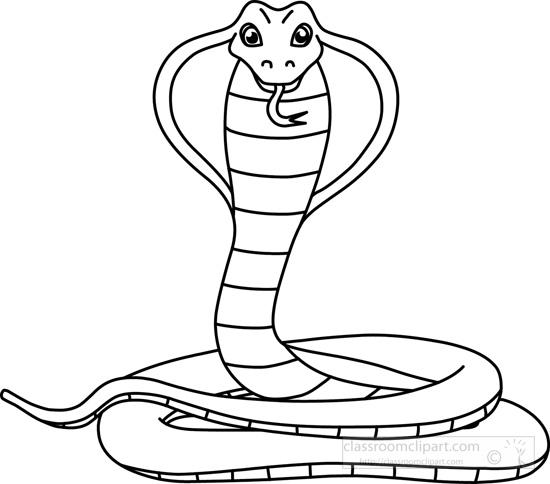 Snake black and white snake black and white clipart.