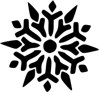 Snowflake Clipart Black And White & Look At Clip Art Images.