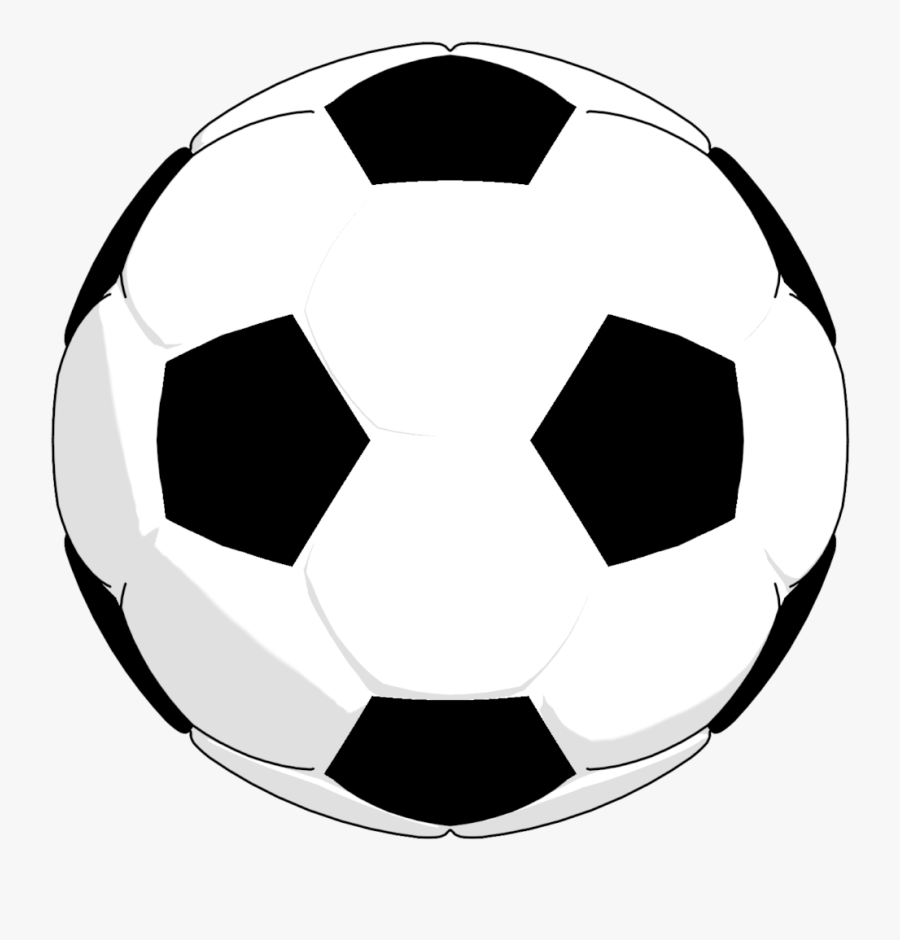 Soccer Ball Black White Clipart Picture Clip Art Transparent.