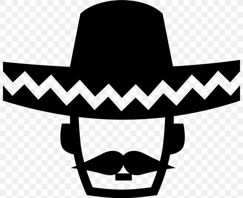Clip Art Hat Sombrero Image, PNG, 800x668px, Hat, Artwork.