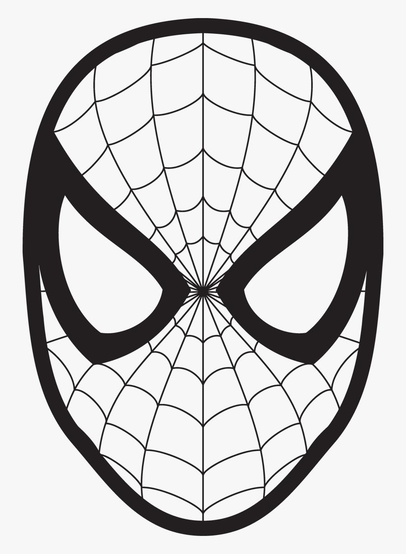 Spiderman Bedroom Clipart.