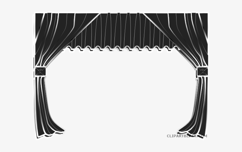Free Black And White Stage, Download Free Clip Art, Free.