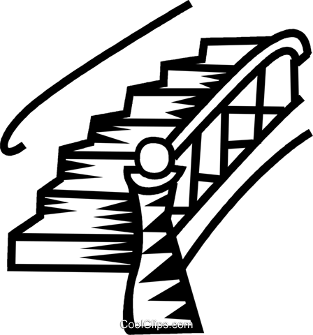 Stairs Clipart Free.