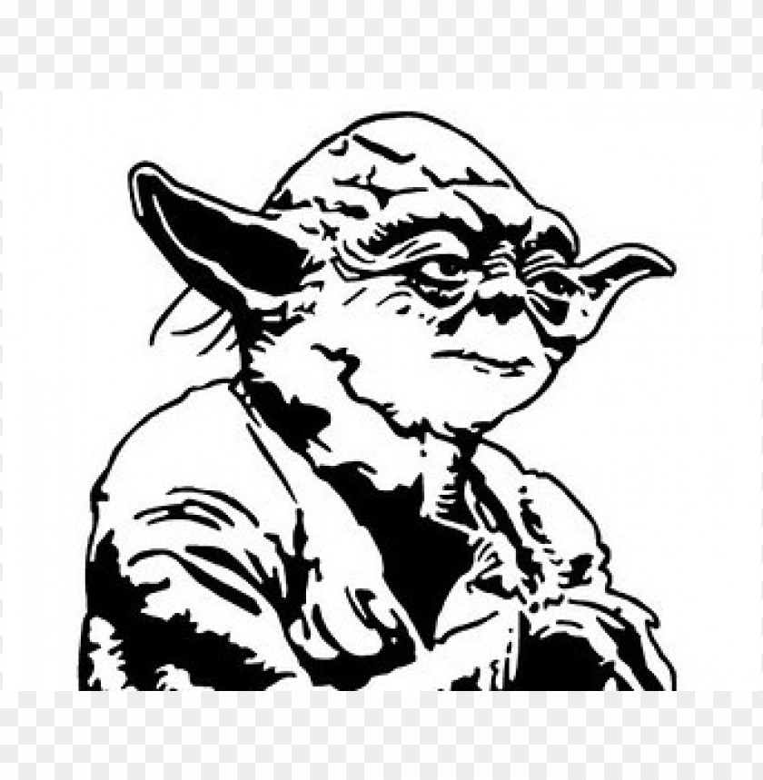 Download star wars yoda clipart clipart png photo.