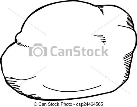 Stone clipart black and white 7 » Clipart Station.