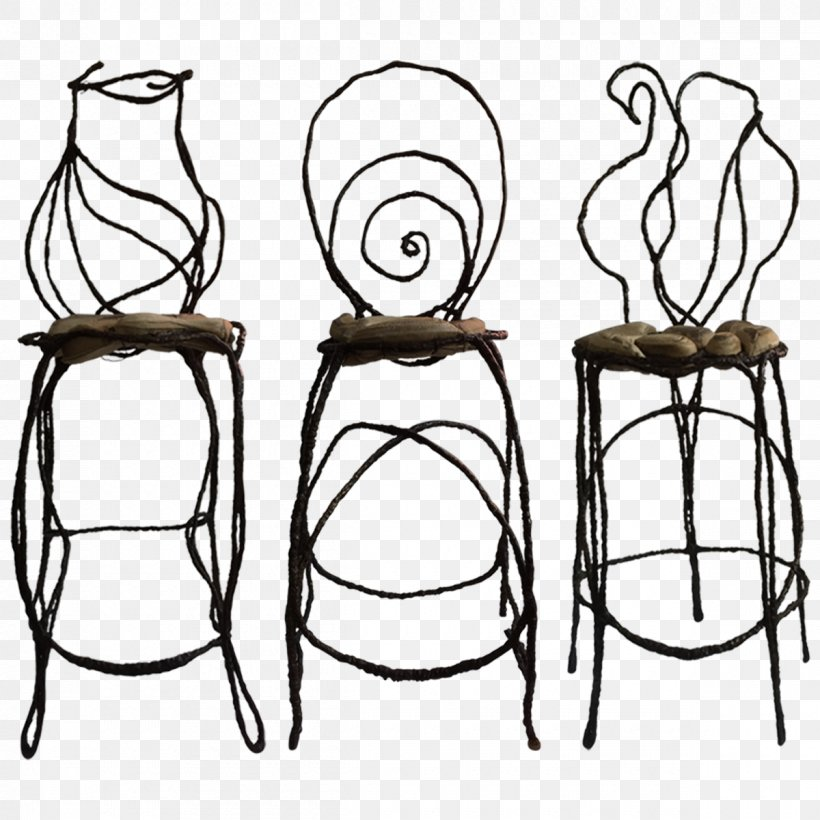 Table Chair Bar Stool Drawing Clip Art, PNG, 1200x1200px.