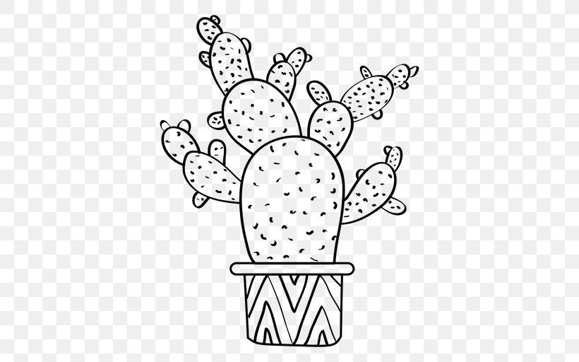 Cactaceae Drawing Succulent Plant Clip Art, PNG, 512x512px.
